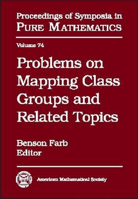 Problems on Mapping Class Groups and Related Topics