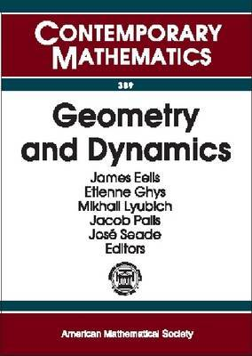 Geometry and Dynamics: International Conference in Honor of the 60th Anniversary of Alberto Verjovsky, January 6-11, 2003, Cuernavaca, Mexico