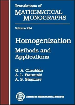 Homogenization: Methods and Applications