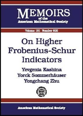 On Higher Frobenius-Schur Indicators