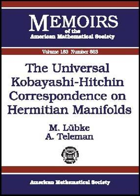 The Universal Kobayashi-Hitchin Correspondence on Hermitian Manifolds