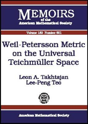 Weil-Petersson Metric on the Universal Teichmuller Space