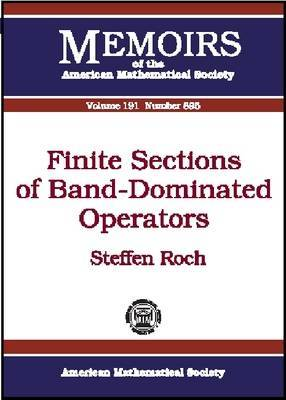 Finite Sections of Band-dominated Operators