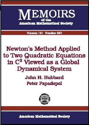 Newton's Method Applied to Two Quadratic Equations in C2 Viewed as a Global Dynamical System