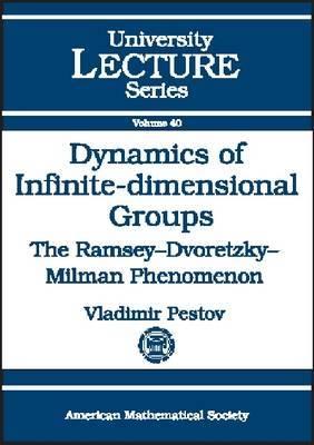 Dynamics of Infinite-dimensional Groups: The Ramsey-Dvoretzky-Milman Phenomenon