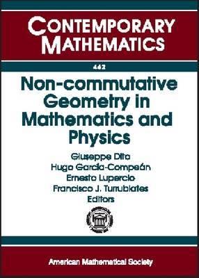 Non-commutative Geometry in Mathematics and Physics