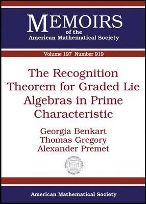 The Recognition Theorem for Graded Lie Algebras in Prime Characteristic