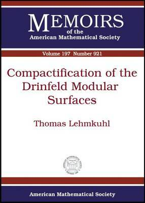 Compactification of the Drinfeld Modular Surfaces