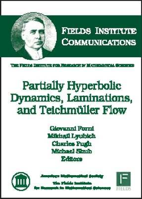 Partially Hyperbolic Dynamics, Laminations, and Teichmuller Flow