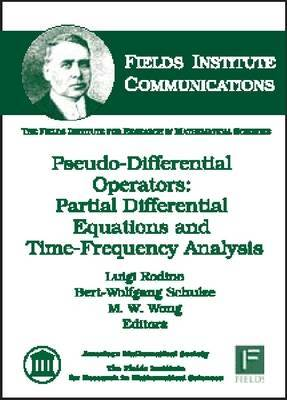Pseudo-differential Operators: Partial Differential Equations and Time-frequency Analysis