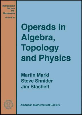 Operads in Algebra, Topology and Physics