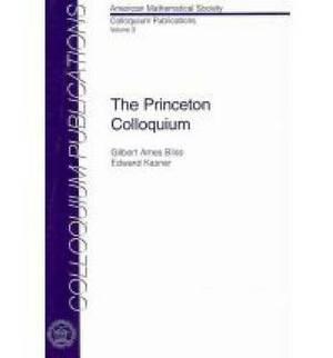The Princeton Colloquium