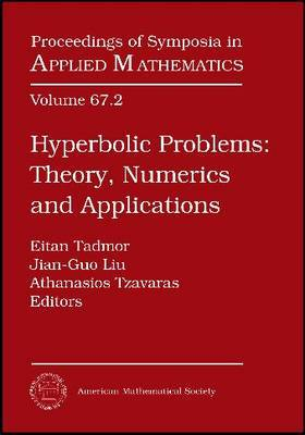 Hyperbolic Problems: Pt. 2: Hyperbolic Problems, Part 2; Contributed Talks Contributed Talks