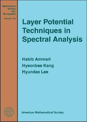 Layer Potential Techniques in Spectral Analysis