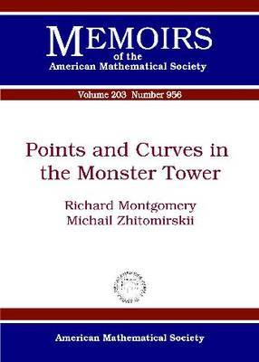 Points and Curves in the Monster Tower