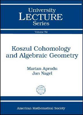 Koszul Cohomology and Algebraic Geometry