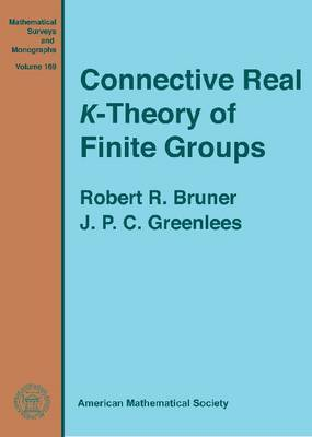 Connective Real K-theory of Finite Groups