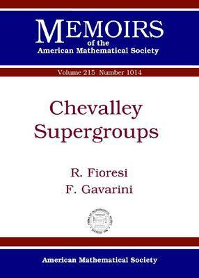 Chevalley Supergroups