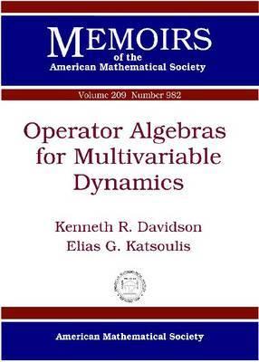 Operator Algebras for Multivariable Dynamics