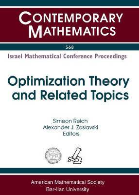 Optimization Theory and Related Topics