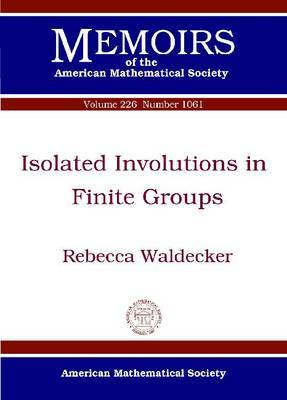 Isolated Involutions in Finite Groups