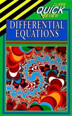 Quick Review Differential Equations