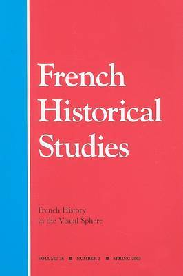 French History in the Visual Sphere