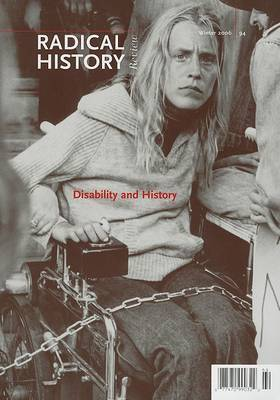 Disability and History