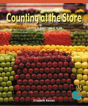 Counting at the Store: Learning to Count from 6 to 10