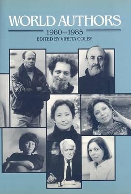 World Authors 1980-1985