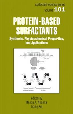 Protein-Based Surfactants: Synthesis, Physicochemical Properties, and Applications