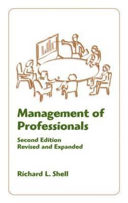 Management of Professionals