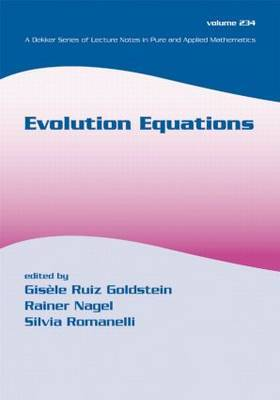 Evolution Equations: Proceedings in Honor of J. A. Goldstein's 60th Birthday