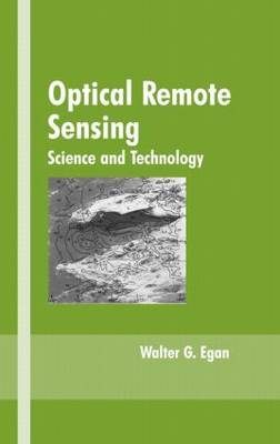 Optical Remote Sensing: Science and Technology