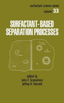 Surfactant-Based Separation Processes
