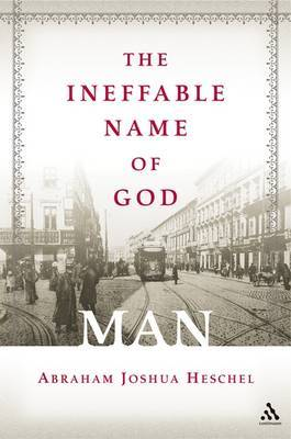 Ineffable Name of God: Man  - Poems in Yiddish and English