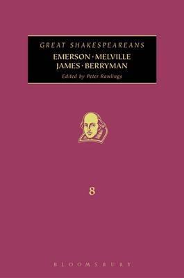 James, Melville, Emerson, Berryman