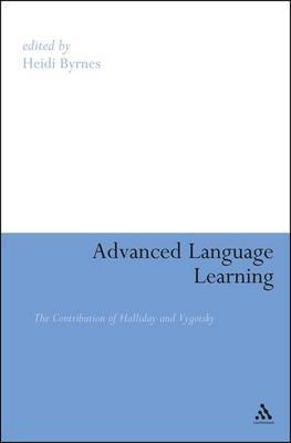 Advanced Language Learning - The Contribution of Halliday and Vgotsky