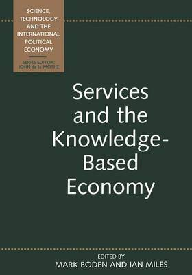 Services and the Knowledge-Based Economy
