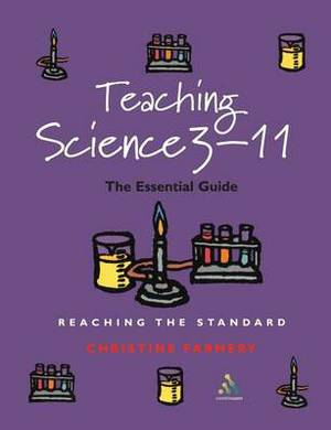 Teaching Science 3-11: The Essential Handbook for Newly Qualifying Teacher
