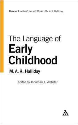 Language of Early Childhood