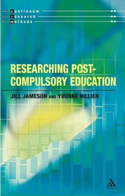 Researching Post-Compulsory Education