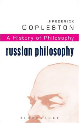 History of Philosophy: Vol 10: Russian Philosophy