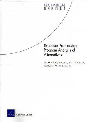 Employer Partnership Program Analysis of Alternatives