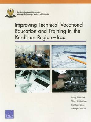 Improving Technical Vocational Education and Training in the Kurdistan Region-Iraq