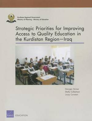 Strategic Priorities for Improving Access to Quality Education in the Kurdistan Region Iraq