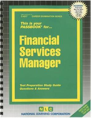 Financial Services Manager