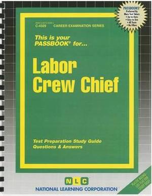 Labor Crew Chief