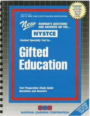 Gifted Education: Content Specialty Test: Test Preparation Study Guide Questions & Answers