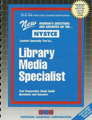 NYSTCE: Content Specialty Test In... Library Media Specialist